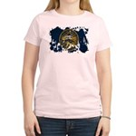 Nebraska Flag Women's Light T-Shirt