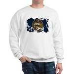 Nebraska Flag Sweatshirt