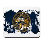 Nebraska Flag Mousepad
