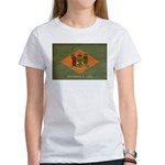 Delaware Flag Women's T-Shirt