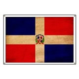 Dominican Republic Flag Banner