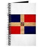 Dominican Republic Flag Journal