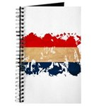 Netherlands Flag Journal