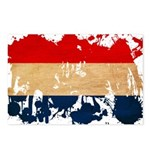 Netherlands Flag Postcards (Package of 8)