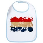 Netherlands Flag Bib