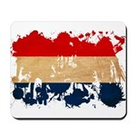 Netherlands Flag Mousepad