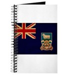 Falkland Islands Flag Journal