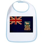 Falkland Islands Flag Bib