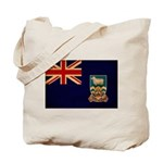 Falkland Islands Flag Tote Bag