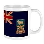 Falkland Islands Flag Mug