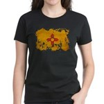 New Mexico Flag Women's Dark T-Shirt