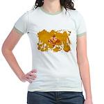 New Mexico Flag Jr. Ringer T-Shirt