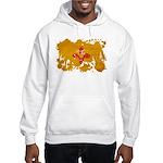 New Mexico Flag Hooded Sweatshirt