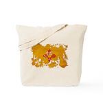 New Mexico Flag Tote Bag