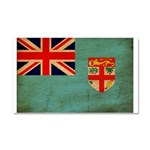 Fiji Flag Car Magnet 20 x 12