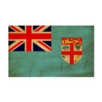 Fiji Flag 38.5 x 24.5 Wall Peel