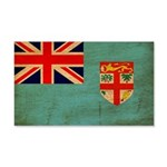 Fiji Flag 22x14 Wall Peel