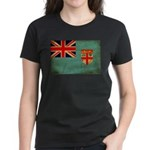 Fiji Flag Women's Dark T-Shirt