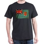 Fiji Flag Dark T-Shirt