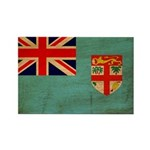Fiji Flag Rectangle Magnet (100 pack)