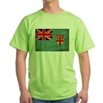 Fiji Flag Green T-Shirt