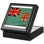 Fiji Flag Keepsake Box