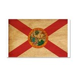 Florida Flag Car Magnet 20 x 12