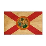 Florida Flag 22x14 Wall Peel