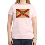 Florida Flag Women's Light T-Shirt