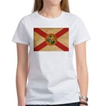 Florida Flag Women's T-Shirt
