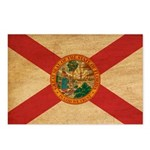 Florida Flag Postcards (Package of 8)