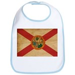 Florida Flag Bib