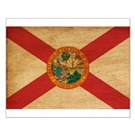 Florida Flag Small Poster