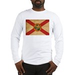 Florida Flag Long Sleeve T-Shirt