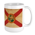 Florida Flag Large Mug