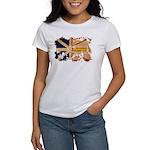 Newfoundland Flag Women's T-Shirt