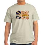 Newfoundland Flag Light T-Shirt