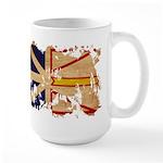 Newfoundland Flag Large Mug