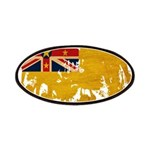 Niue Flag Patches