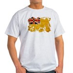 Niue Flag Light T-Shirt