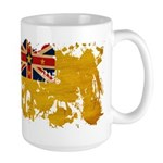 Niue Flag Large Mug