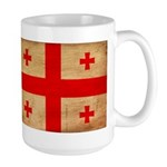 Georgia Flag Large Mug