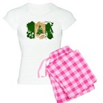 Norfolk Island Flag Women's Light Pajamas