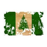 Norfolk Island Flag 38.5 x 24.5 Wall Peel