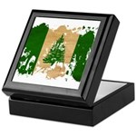 Norfolk Island Flag Keepsake Box