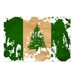 Norfolk Island Flag Postcards (Package of 8)