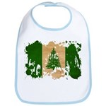 Norfolk Island Flag Bib
