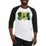 Norfolk Island Flag Baseball Jersey