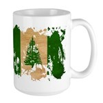 Norfolk Island Flag Large Mug