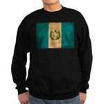 Guatemala Flag Sweatshirt (dark)